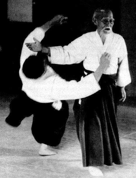 le fondateur : Morihei Ueshiba